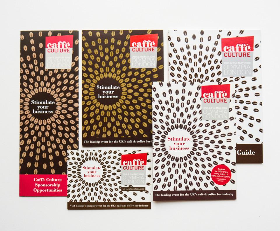 Creative campaign for Caffe Culture – Park Studio