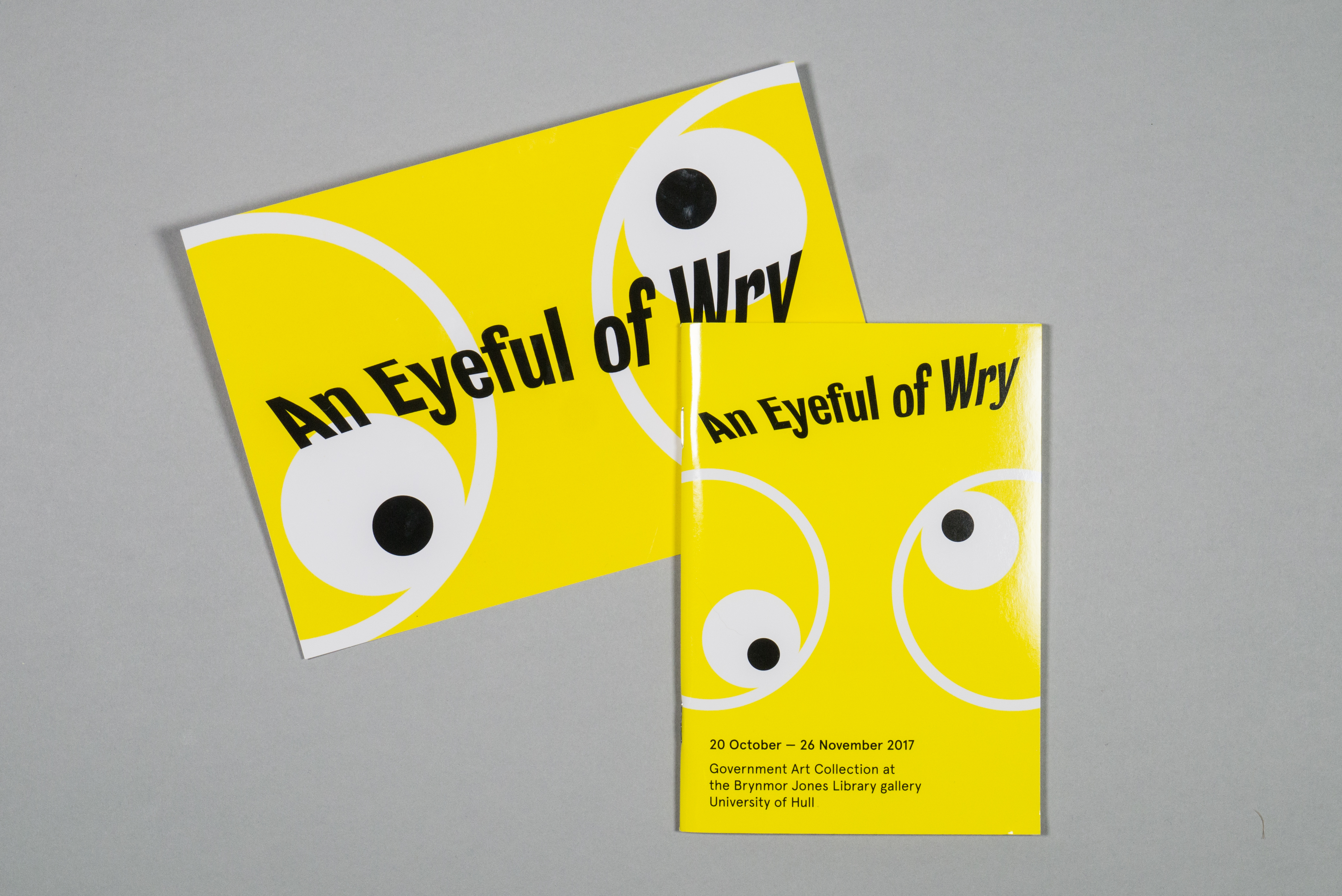 An Eyeful of Wry – Park Studio