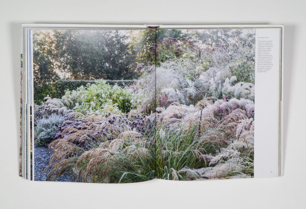 New Nordic Gardens book design by Park Studio