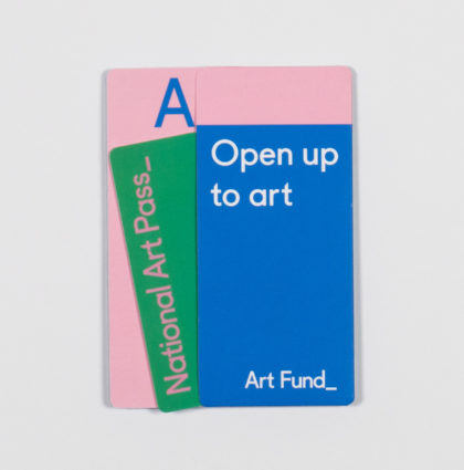 National Art Pass