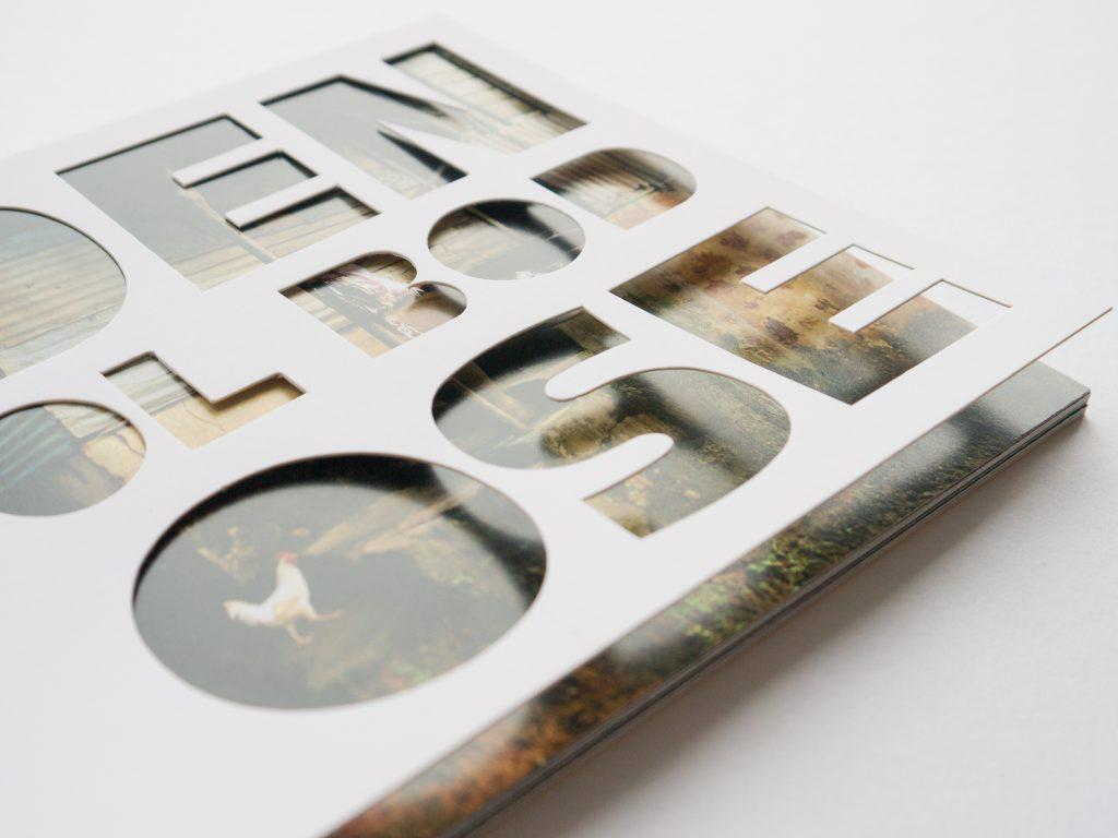 British Council Den Ol Bod Ose catalogue designed by Park Studio