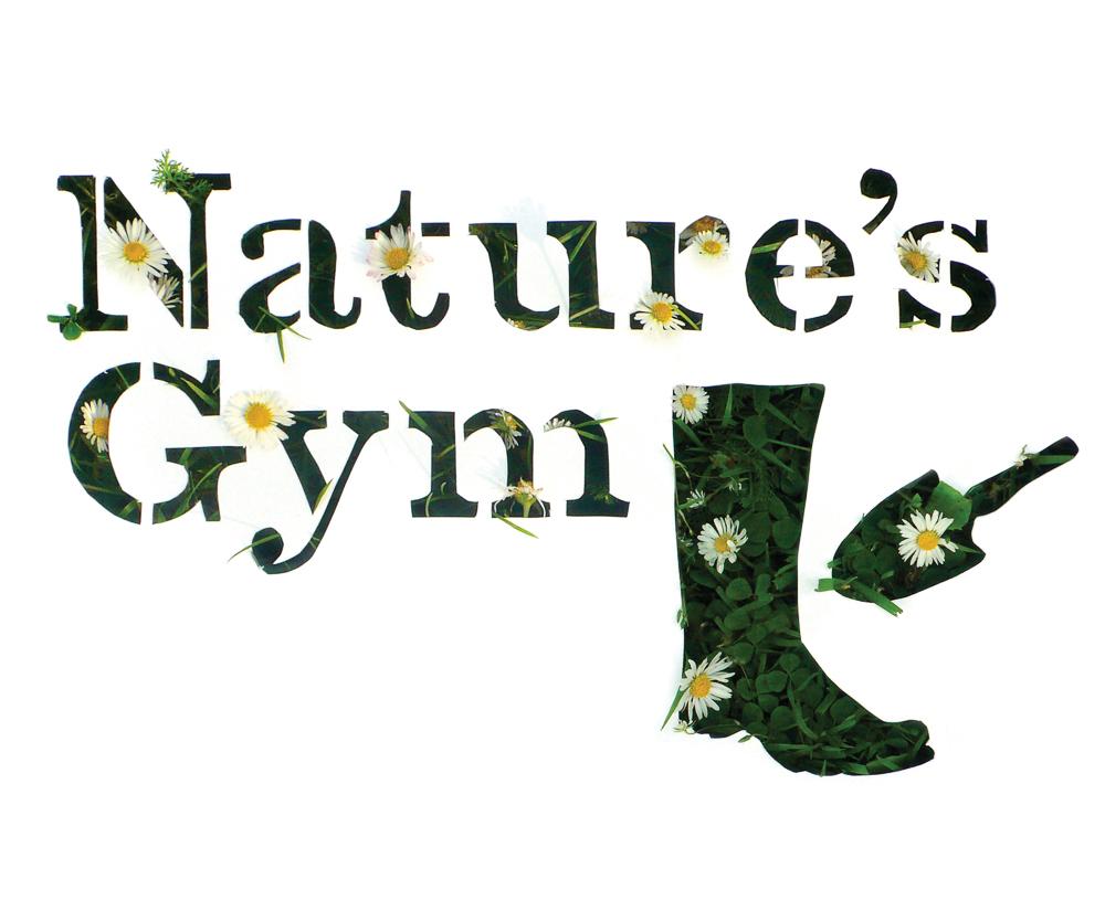 Lewisham Council Nature's Gym campaign designed by Park Studio